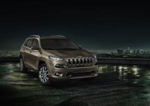 Jeep Cherokee Overland, referente en equipamiento y exclusividad