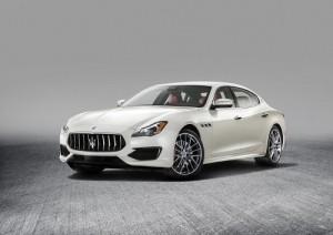 Maserati Quattroporte: leves cambios estéticos y nuevas versiones para su gama