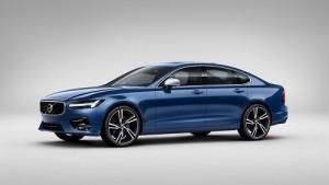 Los Volvo S90 y V90 estrenan la deportiva versión R-Design