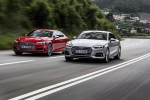 La nueva generación del Audi A5 llega a España desde 41.400 euros