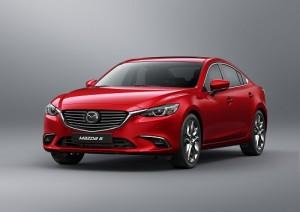 Mazda6 2017, más equipado y refinado desde otoño