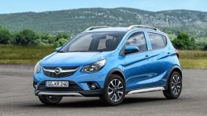 Opel Karl Rocks, la cara más aventurera del urbanita