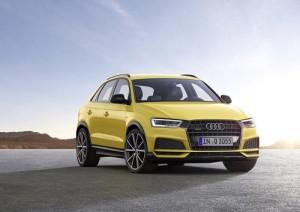 Audi Q3; puesta al día para el SUV