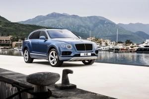 El lujoso Bentley Bentayga se pasa al diesel con un V8 de 435 CV