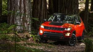 Jeep Compass 2017, una imagen con carácter
