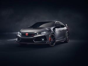 Honda Civic Type-R Prototype, más cerca de las altas prestaciones