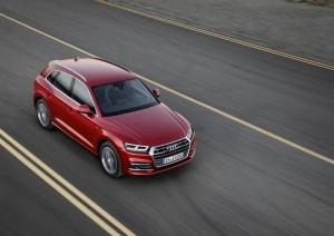 Audi Q5 2017, ya está aquí la segunda generación del SUV