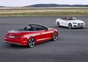 Audi A5 Cabrio, la renovación alcanza al descapotable
