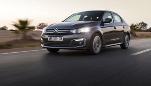 Citroën C-Elysée 2017, actualizando la competitiva berlina