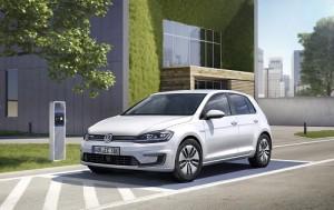 Volkswagen e-Golf 2017, un restyling que aumenta su autonomía hasta los 300 km