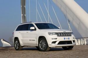 Jeep Grand Cherokee 2017, ya a la venta desde 58.250 euros