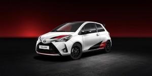 Toyota Yaris GRMN; nuevos detalles del Yaris más picantón que veremos en Ginebra