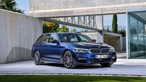 BMW Serie 5 Touring 2017, el familiar alcanza su quinta generación