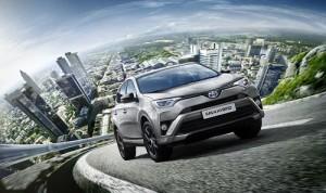 Toyota Rav4 2018, mínimos cambios para el todocamino más vendido de Toyota