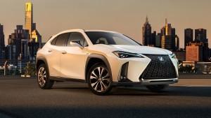 Lexus UX, nuevo e intenso episodio en la ofensiva SUV nipona