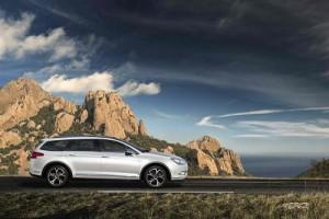 El Citroën C5 reestructura su gama y recibe más equipamiento