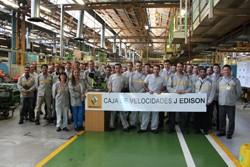 Renault comienza a fabricar el cambio JE3 en Sevilla