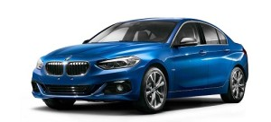 BMW Serie 1 Sedán, un atractivo 4 puertas exclusivo para China
