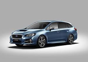 Avance Subaru en el Salón de Ginebra 2015