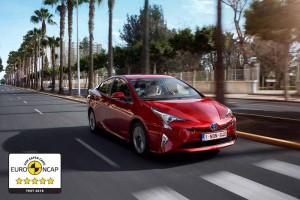 Los más seguros del año según Euro NCAP