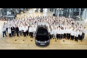 El Volkswagen Phaeton dice hasta pronto tras 14 años de producción