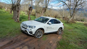 BMW xDrive Experience. Ruta con un BMW X4 xDrive30d