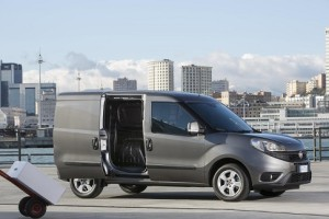 Fiat Dobl� Cargo, nombrada Light Van of the Year 2016