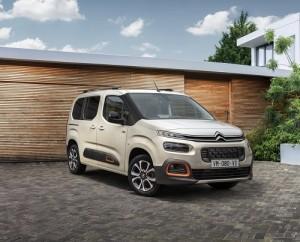 Citroën revalida en 2018 su título de líder del mercado español de comerciales