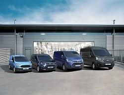 Ford, marca de comerciales más vendida en Europa durante el primer trimestre