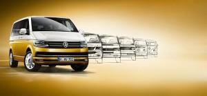 Volkswagen Multivan Bulli 70 Aniversario, conmemorando el nacimiento de un mito