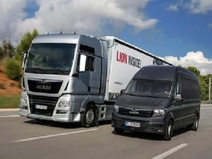 MAN mejora su garantía de movilidad para camiones y furgonetas