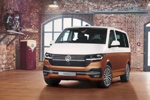 Volkswagen Multivan T6: un restyling de importancia para el ic�nico VW