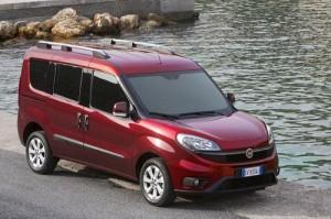 El Fiat Doblò Panorama Easy refuerza su dotación de serie