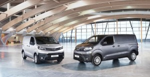 Toyota Proace Furg�n, ya a la venta en Espa�a
