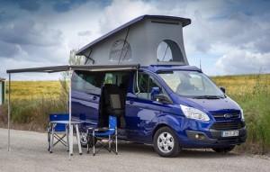 Ford Tourneo Custom by Tinkervan, una nueva opción en el mundo camper