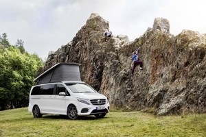 Mercedes-Benz Marco Polo Horizon: la llave para tu libertad...y para tu d�a a d�a