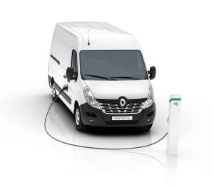 Renault Master Z.E., un gran furg�n 100% el�ctrico