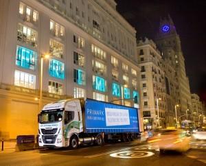 Transportes Beconsa realiza unas entregas más sostenibles gracias al Iveco Stralis NP