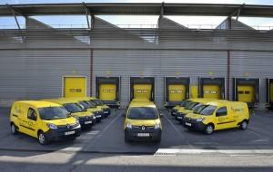 Correos contin�a apostando por la movilidad el�ctrica: suma a sus flota 40 Renault Kangoo ZE y 2 Renault Zoe