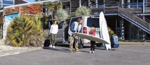 Citroën Spacetourer Rip Curl, para las familias más aventureras