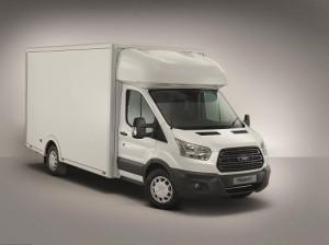 Ford lanza la nueva Transit chasis cabina con piso bajo