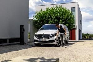 Mercedes-Benz EQV, el gran monovolumen 100% eléctrico ya está disponible en España