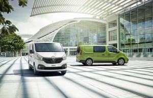 Renault afianza su liderazgo en un mercado de vehículos comerciales que cae un -12,5% en agosto