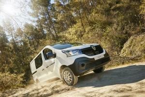 Renault, líder en marzo de un mercado de vehículos comerciales que decrece por 7º mes consecutivo, dejándose un -13,4%