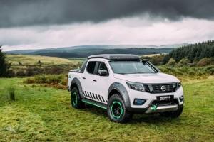 Nissan Navara EnGuard; el pick up se convierte en un avanzado vehículo de rescate