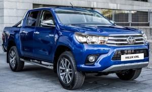 Toyota Hilux 2018: nuevos acabados llegan al ic�nico pick up