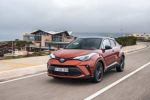 Toyota C-HR 2020, prueba express