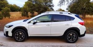 Prueba Subaru XV 1.6i GLP 2018, ¿salen las cuentas?