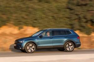 Volkswagen Tiguan Allspace, prueba express