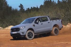 Probamos las series limitadas del Ford Ranger (primer contacto)
